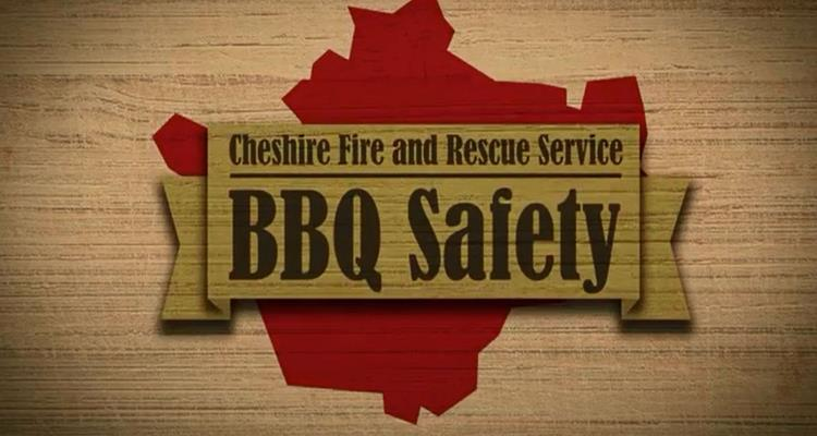Cheshire Fire and Rescue Service BBQ Safety