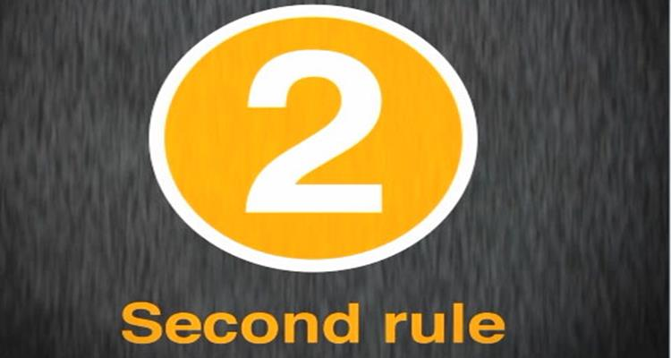 The two second rule