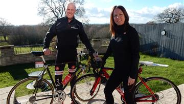 Cheshire firefighter to cycle from London to Paris