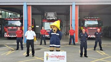 Macclesfield's on-call firefighters set to trek the height of Mount Everest for charity