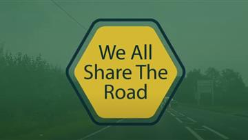 We all share the road