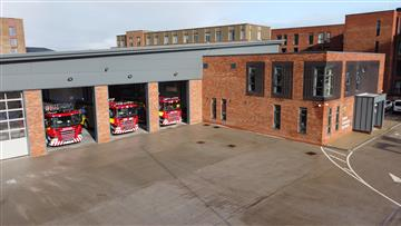 Chester Fire Station