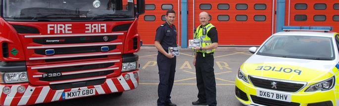 Cheshire Fire and Police join forces