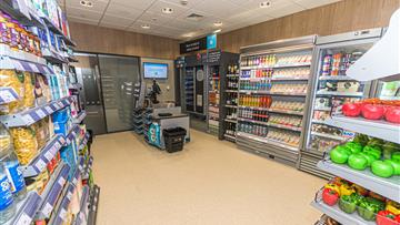 New co op store at Safety Central
