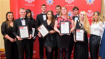 Winsford and Northwich young people graduate from The Prince's Trust Programme