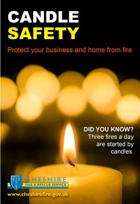 Candle safety for businesses