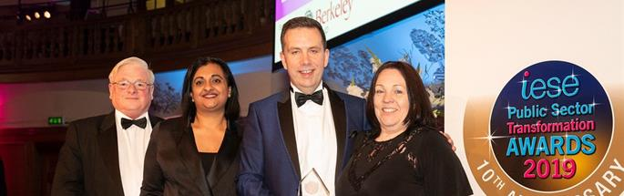 Safety Central wins national accolade