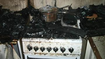 Cooking safety month