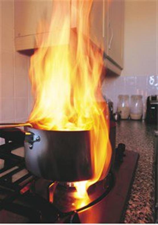 Chip Pan Fire Safety Tips