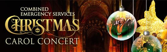 Emergency Services Christmas Carol Concert 2018