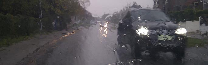 safety tips during heavy rain and strong winds
