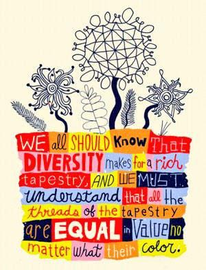 the importance of diversity equality and Equality in the uk is about fostering and promoting the right to be different,  a  diverse workforce is important because the organisation can offer a wider range.