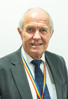 Councillor Bob Rudd