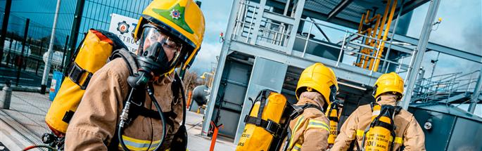 Firefighter and Community Safety Apprentice