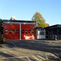 Holmes Chapel Fire Station