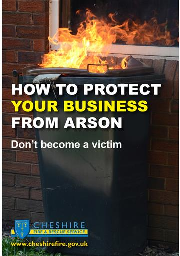How to protect your business from arson