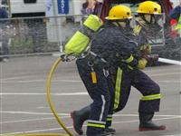 Cheshire Fire cadets