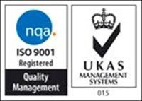 ISO9001 registration mark