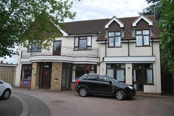 The Lavender House care home on Audley Road in Alsager