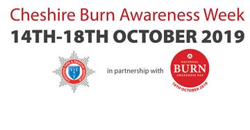 Cheshire Burn Awareness week
