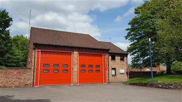 Bollington Fire Station