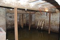 Water Filled Cellar