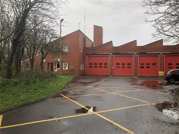 Birchwood Fire Station