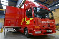 Incident command unit