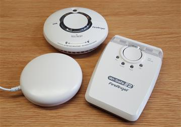 Specialist smoke alarms