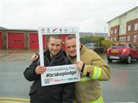 Green Watch get drivers to take the pledge