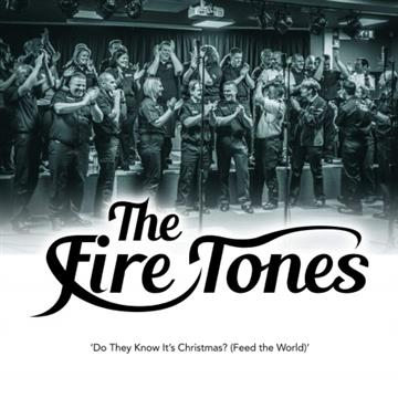 The Fire Tones 'Do They Know It's Christmas?' charity single