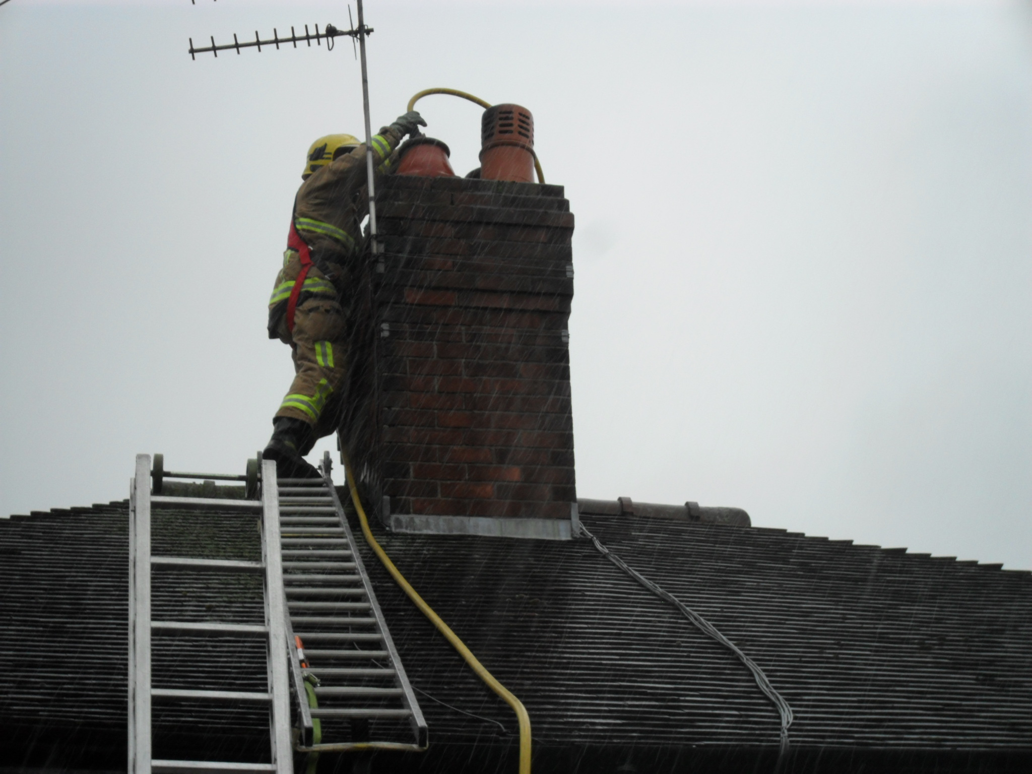 Chimney Fire Safety