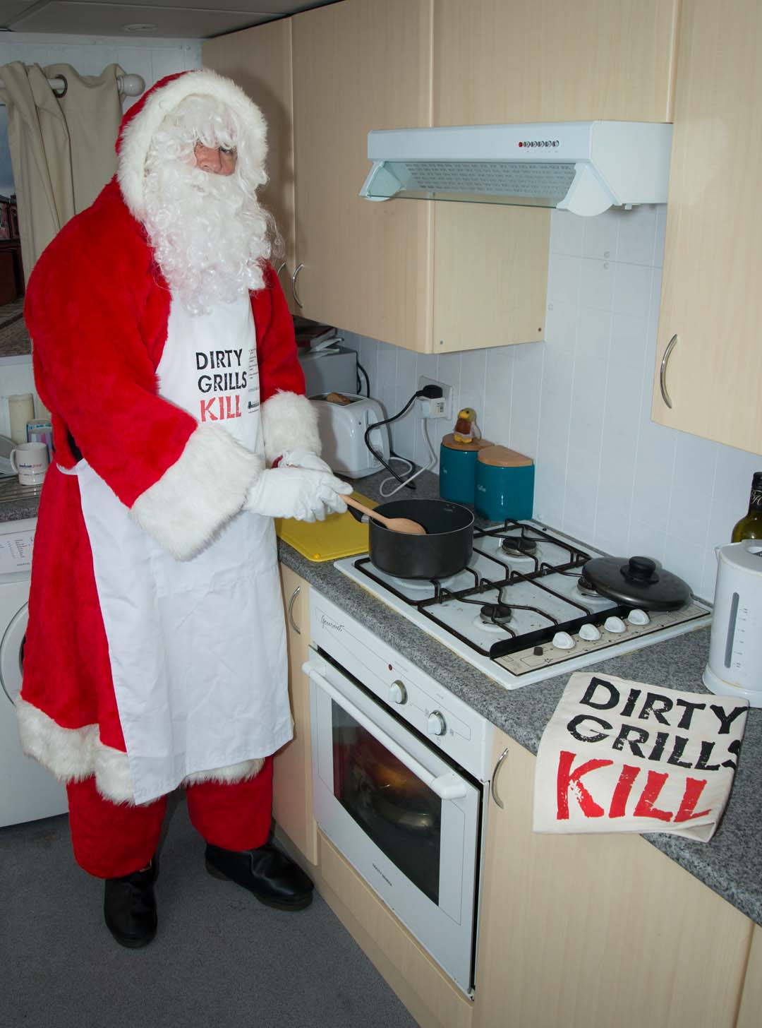 Give The Gift Of Life And Cook Safely This Christmas