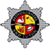 The Bedfordshire and Luton Fire and Rescue Service Badge