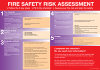 A 5 step guide to conducting a fire risk assessment