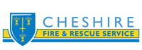 The Cheshire Fire and Rescue Service logo