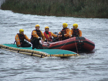 Cheshire Fire and Rescue Service participates in Operation Watermark