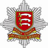 The Essex Fire and Rescue Service Badge