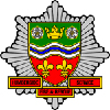 The Humberside Fire & Rescue Service Badge