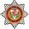 The Lothian & Borders Fire & Rescue Service Badge