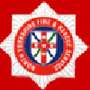 The North Yorkshire Fire and Rescue Service Badge