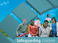 Safeguarding Children 2008 summary document - front cover