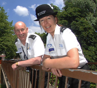 Wardens in Cheshire