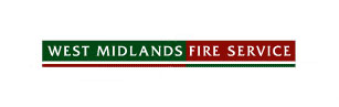 The West Midlands Fire and Rescue Service logo