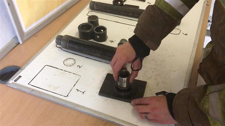 Video - Equipment assembly exercise