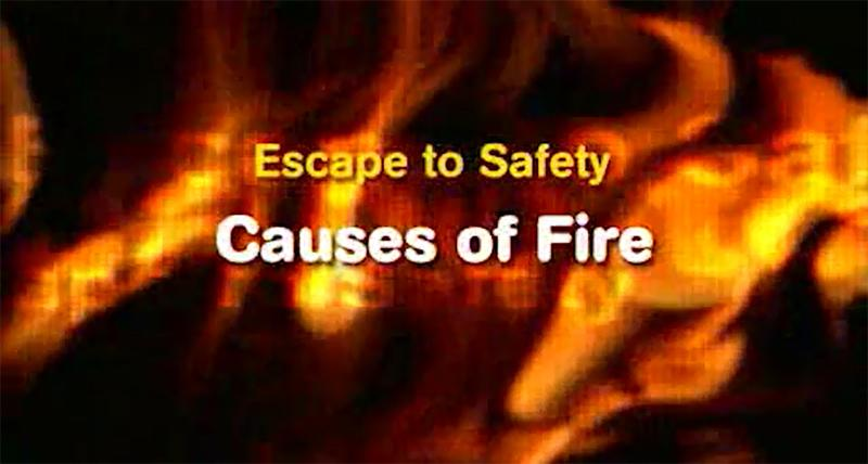 Causes of fire