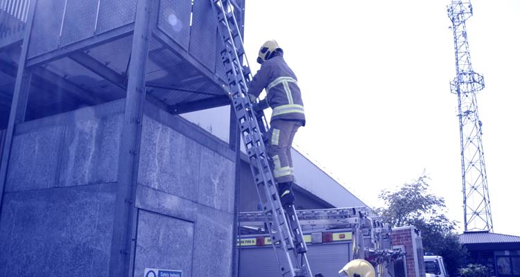Equipment assembly exercise