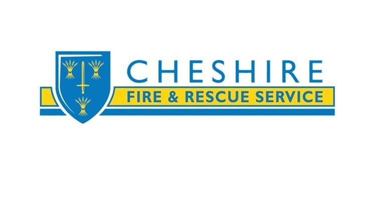 Cheshire Fire and Rescue Service logo